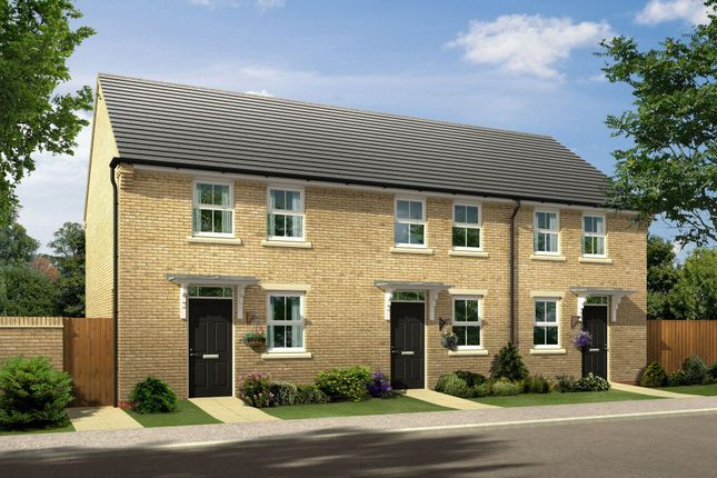"Thumbnail Semi-detached house for sale in ""Winton"" at Green Lane, Barnard Castle, Barnard Castle"
