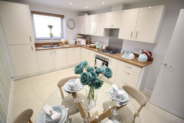 Thumbnail Semi-detached house for sale in Bucknall Grange Eaves Lane, Bucknall, Stoke-On-Trent