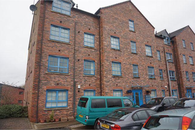 Thumbnail Flat for sale in Warrington Street, Stalybridge