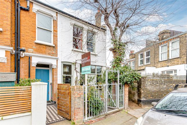 Thumbnail End terrace house for sale in Ivy Crescent, London