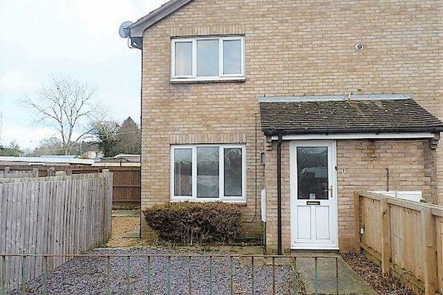Thumbnail End terrace house for sale in Ramsey Walk, St. Julians, Newport