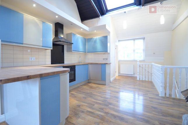 Thumbnail Flat to rent in Newark Street, Whitechapel, Aldgate, London, City