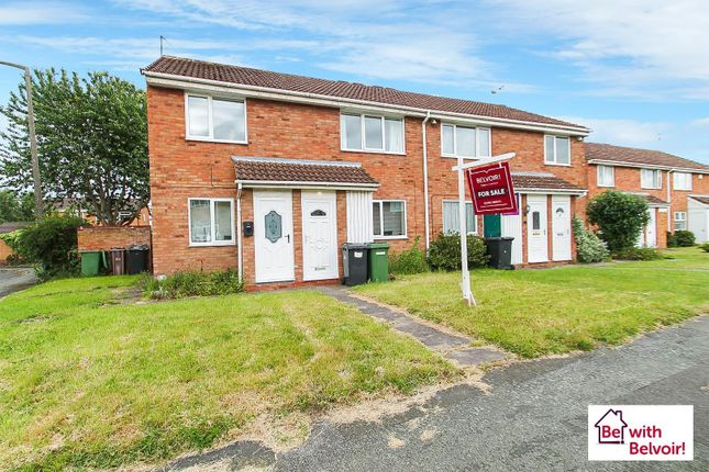 Thumbnail Maisonette for sale in Leybourne Crescent, Pendeford, Wolverhampton