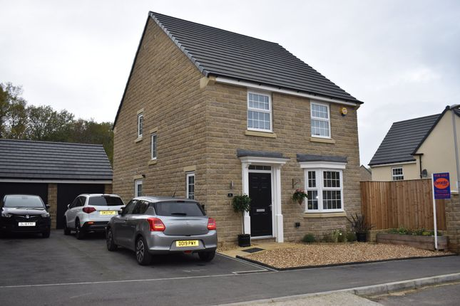 Thumbnail Detached house for sale in The Brow, Cullingworth, Bradfors