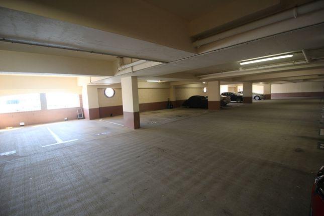 Gated Under Block Parking