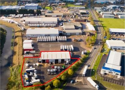 Thumbnail Light industrial to let in 1 Wardentree Lane, Spalding, Lincolnshire