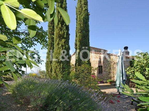 Farmhouse for sale in Località Rosennano, Castelnuovo Berardenga, Siena, Tuscany, Italy