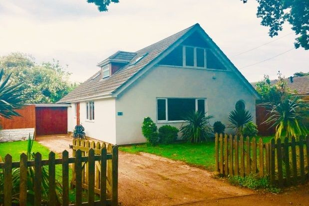 Thumbnail Bungalow to rent in Crawshaw Road, Parkstone, Poole