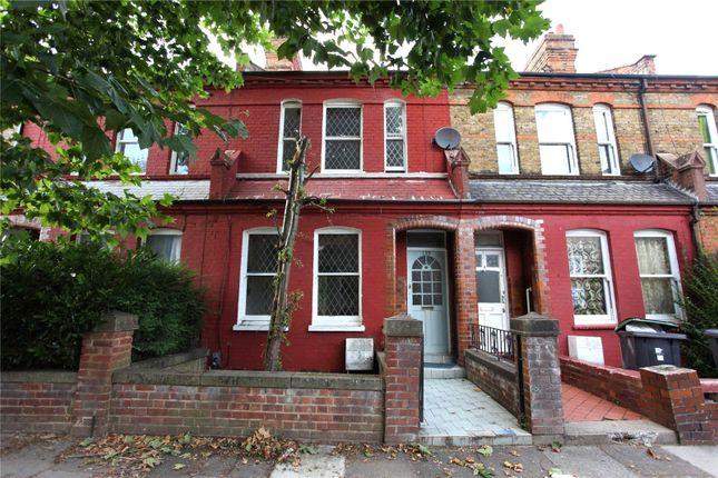 Exterior of Lymington Ave, London N22