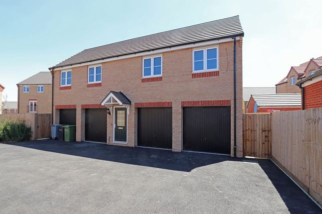 Thumbnail Property to rent in Farrer Way, Barleythorpe, Oakham