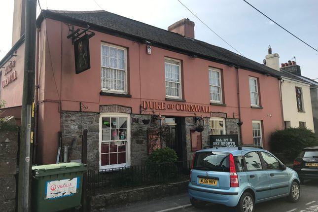 Thumbnail Restaurant/cafe to let in Popular Wet-led Community Inn PL21, Devon