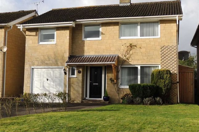 Thumbnail Detached house for sale in Kerry Close, Derry Hill, Calne, Wiltshire