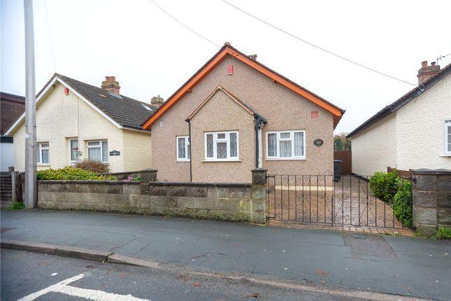 Thumbnail Detached bungalow for sale in Rusham Road, Egham, Surrey