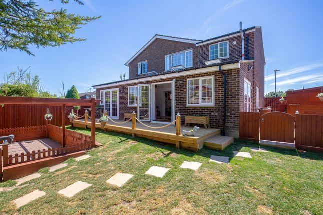 Thumbnail Detached house for sale in Beldam Avenue, Royston
