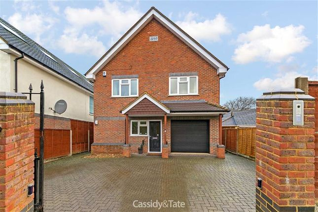Thumbnail Detached house for sale in Mount Pleasant Lane, St Albans, Hertfordshire