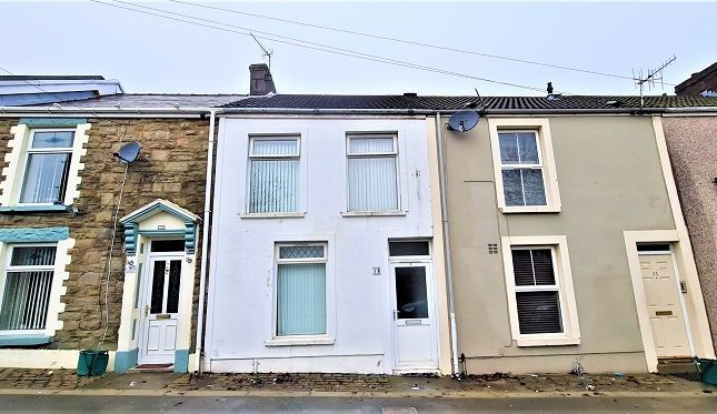 2 bed terraced house for sale in Hamilton Street, Landore, Swansea, City And County Of Swansea. SA1