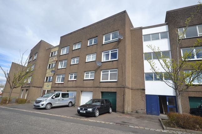 Thumbnail Flat for sale in Ashiestiel Place, Cumbernauld