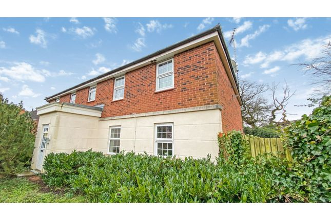 Thumbnail Flat for sale in Clonners Field, Stapeley, Nantwich