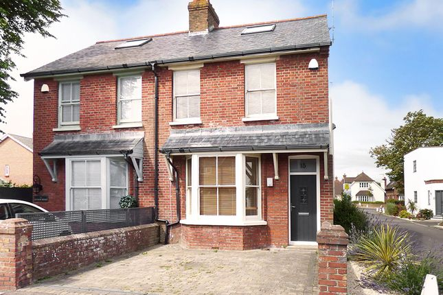 Thumbnail Semi-detached house for sale in Manor Road, East Preston, Littlehampton