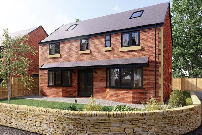 Thumbnail Detached house for sale in The Laurels, Welbeck Glade, Welbeck Road, Bolsover
