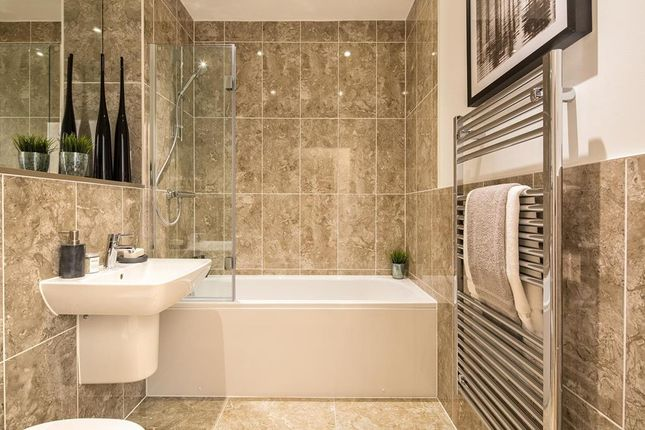 "2 bedroom flat for sale in ""Lockinge House"" at Fetlock Drive, Newbury"