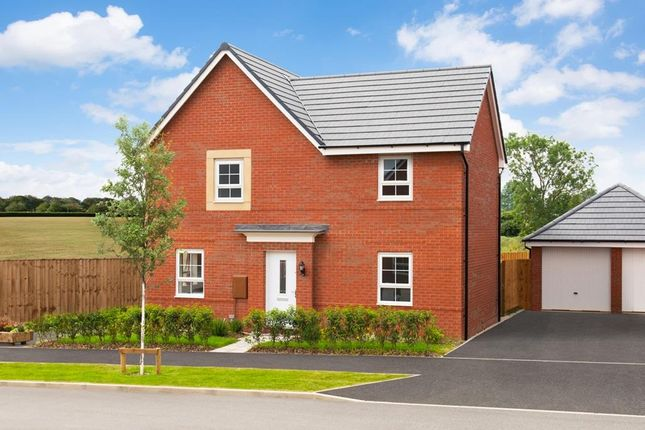 "Thumbnail Detached house for sale in ""Alderney"" at Dunsmore Avenue, Bingham, Nottingham"