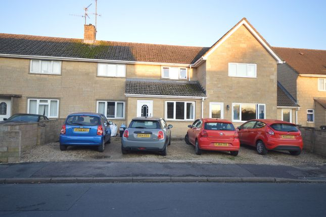 Thumbnail Terraced house to rent in Queen Elizabeth Road, Cirencester