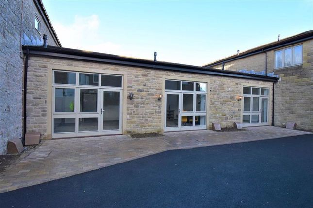 Thumbnail Terraced bungalow for sale in Hardwick Square South, Buxton, Derbyshire