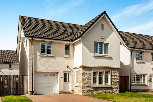 Thumbnail Detached house for sale in Tak Me Doon Road, Larbert