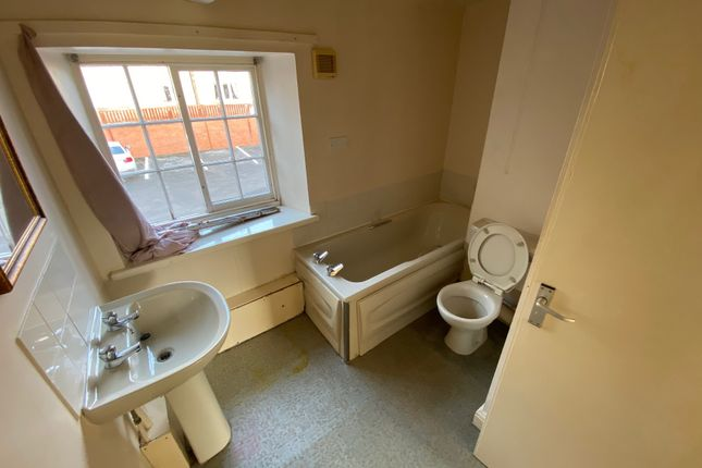 Bathroom of Parkers Lane, Mansfield Woodhouse, Mansfield NG19