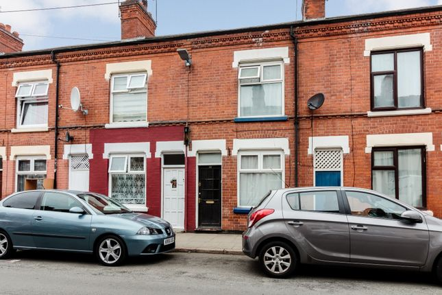 Thumbnail Terraced house for sale in Dunton Street, Leicester, Leicester