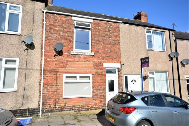 2 bed terraced house for sale in Gurlish West, Coundon, Bishop Auckland DL14