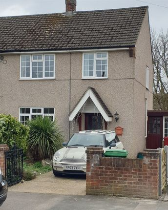 Thumbnail Property to rent in Barnfield, Cippenham, Slough