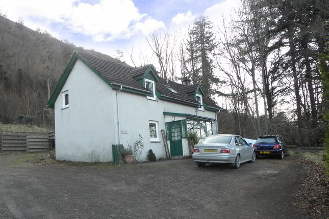 Thumbnail Detached house for sale in Newton, Invergarry