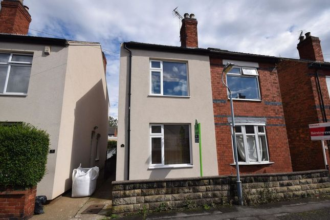 Thumbnail Semi-detached house to rent in Lime Avenue, Huthwaite, Sutton-In-Ashfield