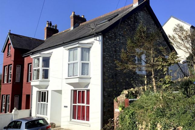 4 bed semi-detached house for sale in Tenby House, Goodwick SA64