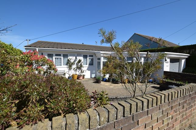 Thumbnail Detached bungalow for sale in Somerville Road, Perranporth