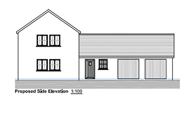 Thumbnail Detached house for sale in Plot 17, Green Meadows Park, Tenby