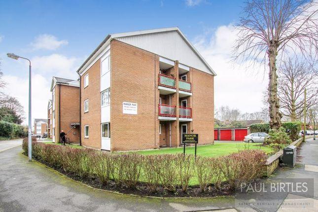 Studio to rent in Manor Park, Manor Avenue, Urmston, Trafford M41