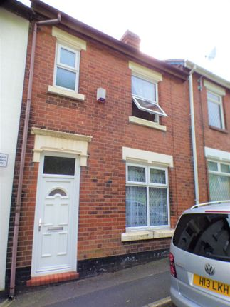 Thumbnail Terraced house to rent in Meir View, Meir, Stoke On Trent