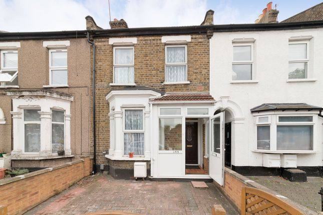 Thumbnail Terraced house to rent in Cann Hall Road, London