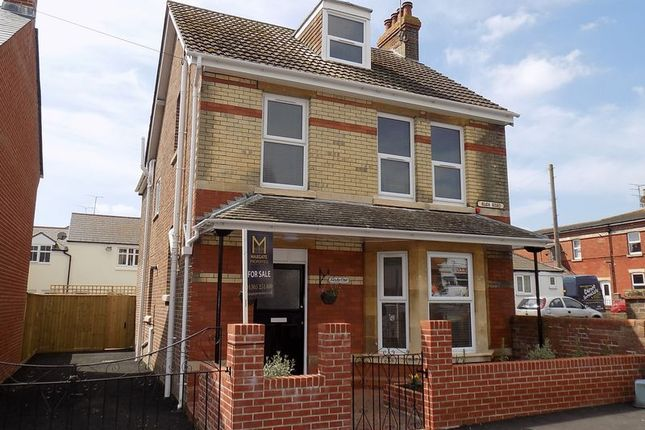Thumbnail Detached house for sale in Olga Road, Dorchester