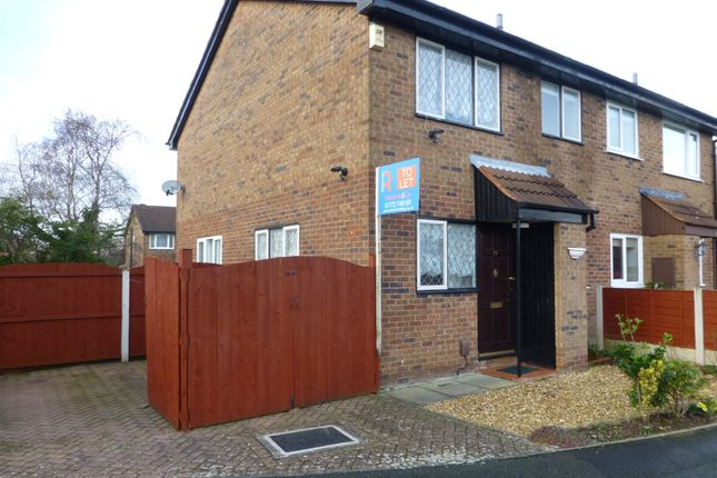 Thumbnail Semi-detached house to rent in Marsh Way, Penwortham, Preston
