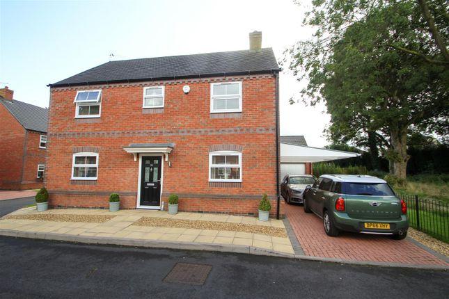 Detached house for sale in Bank House Gardens, Burslem, Stoke-On-Trent