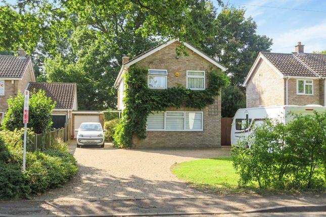 Thumbnail Detached house for sale in Lavenham Road, Great Waldingfield, Sudbury
