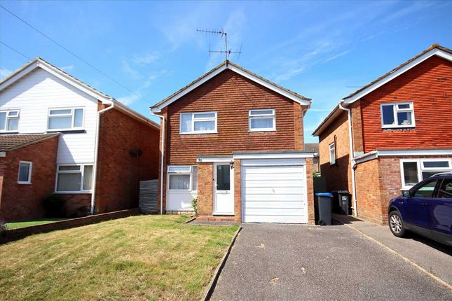 Thumbnail Detached house for sale in Tavy Road, Worthing