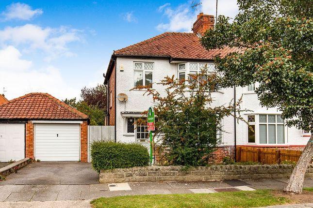 Thumbnail Semi-detached house to rent in Ayton Drive, Darlington