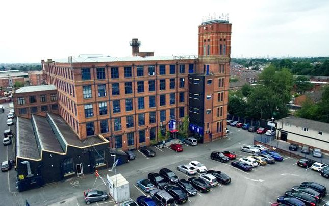 Thumbnail Commercial property for sale in Ivy Mil, Crown Street, Manchester, Lancashire