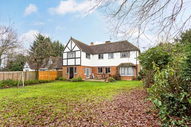 Thumbnail Detached house to rent in Winkfield Road, Windsor