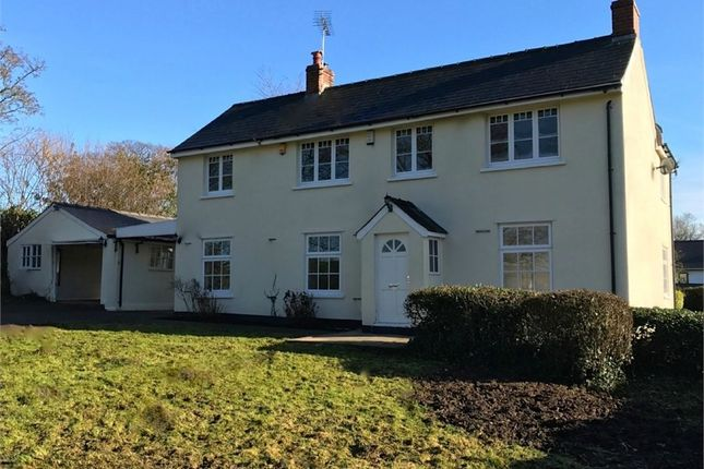 Thumbnail Detached house for sale in Llanvihangel Gobion, Abergavenny